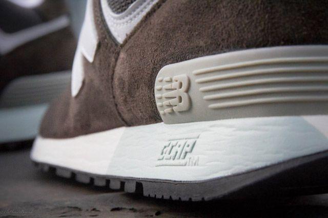 Nb Brown Heel Detail