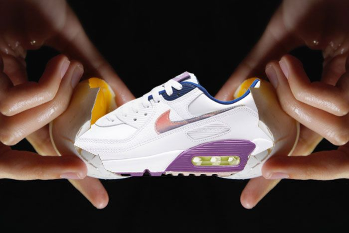Nike Air Max 90 Easter Cj0623 100 Eggshell