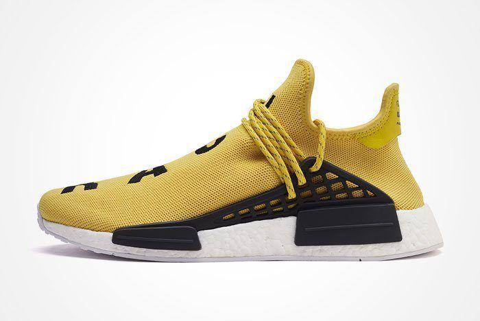 Pharrell X Adidas Hu Nmd Feature