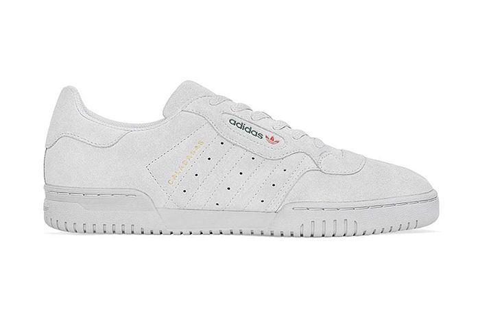 Adidas Yeezy Powerphase Quiet Grey Release Date Lateral
