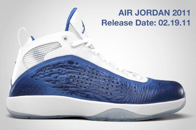Air Jordan 2011 Royal Blue 1