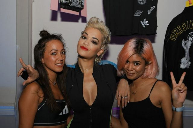 Adidas Originals Rita Ora Launch 10