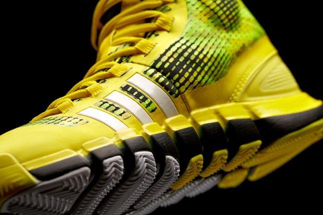 Adidas Crazyquick Electricity Midfoot Detail 1
