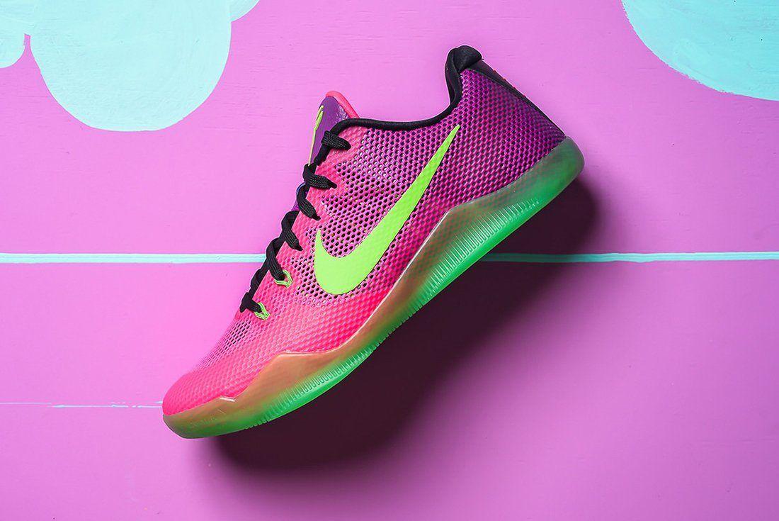 Nike Kobe 11 Mambacurial Pink Plum