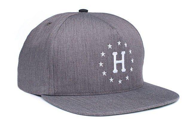 Huf Galaxies Snapback 1