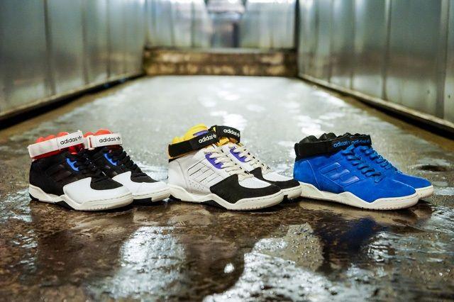 Adidas Originals Fw13 Basketball Lookbook Footwear 6