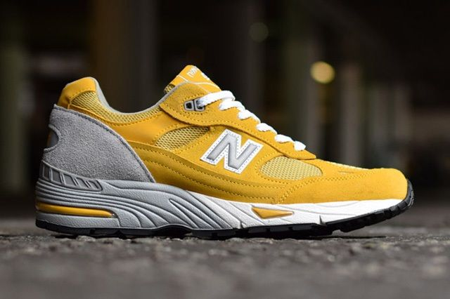 New Balance 991 New Colours 7