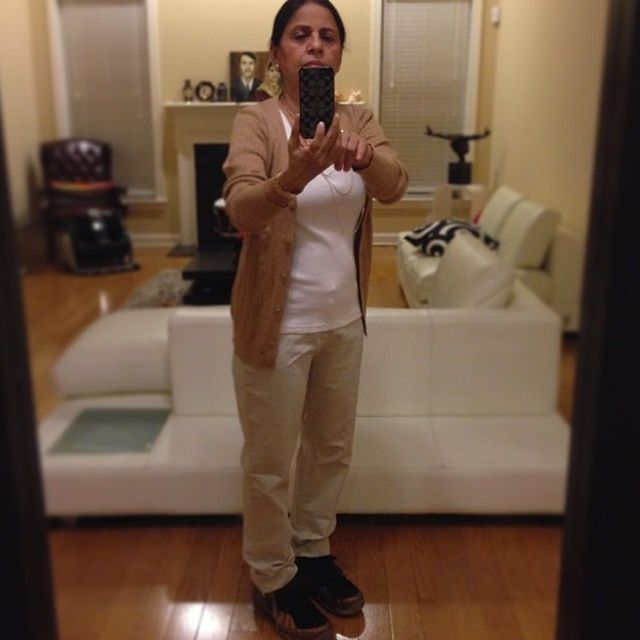Sneaker Grandma 1