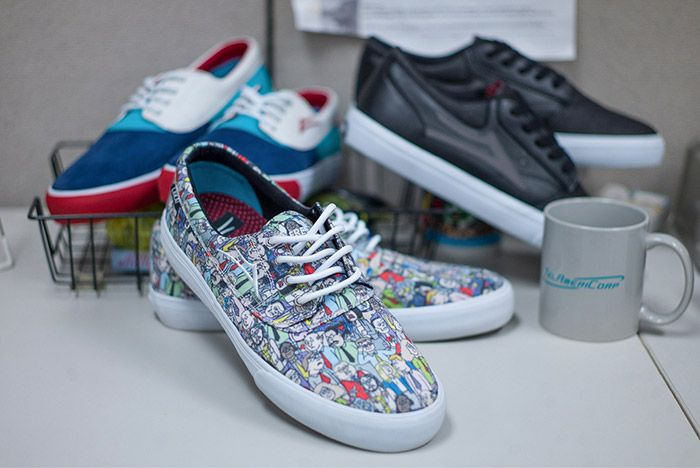 Workaholics Lakai Footwear Collection 12