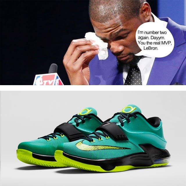 Highest Selling Signature Sneakers 2 Nike Kd7 Kevin Durant