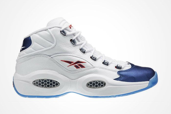 Reebok Question Mid Blue Toefeature
