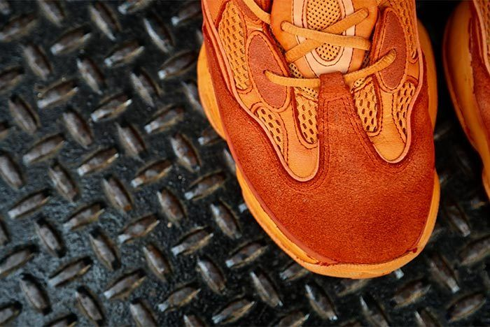 Ceeze Adidas Yeezy 500 Apricot 6