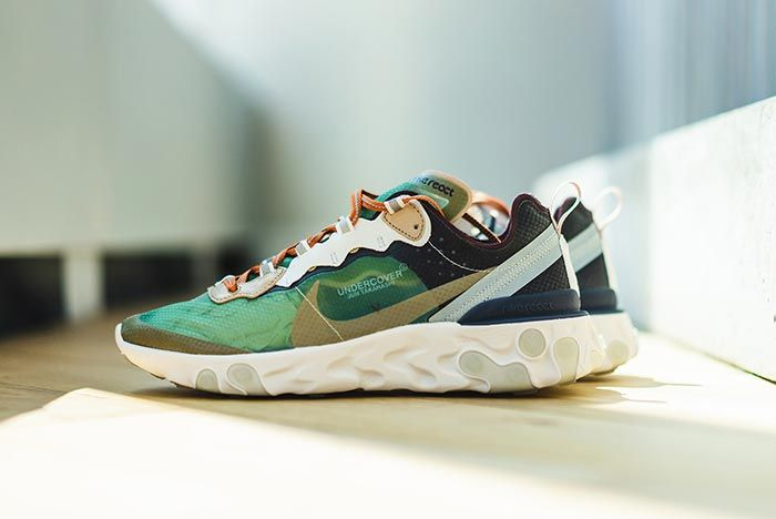 Nike React Element 87 Undercover 1