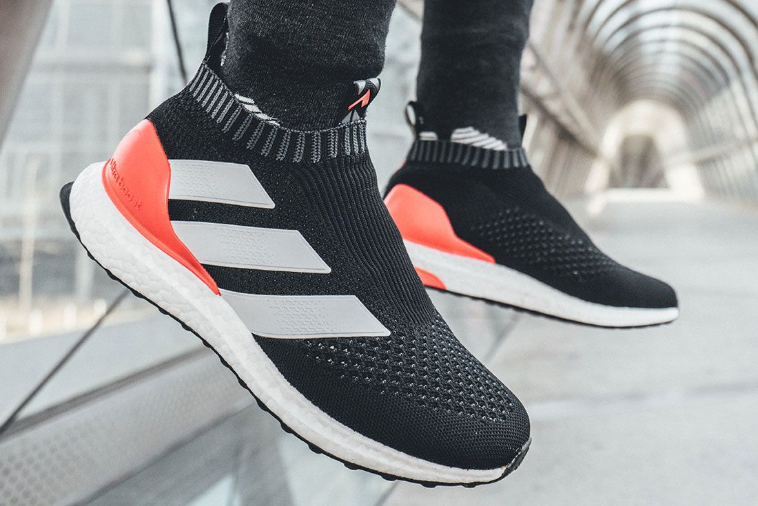 Adidas Red Limit Ace 16 Ultra Boost A
