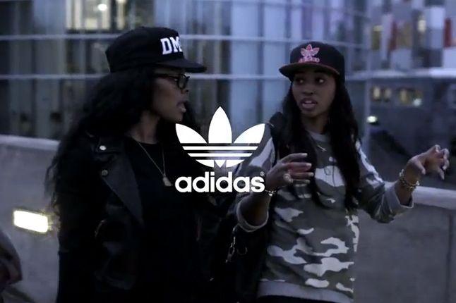 Teyana Taylor X Adidas Originals 1