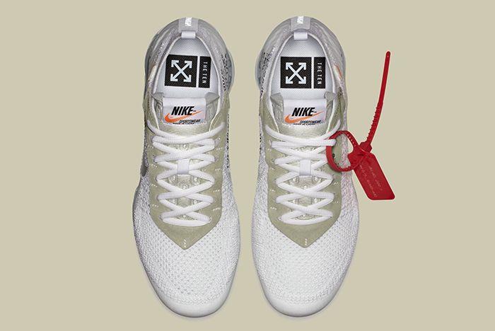 Off White X Nike Air Vapormax 3