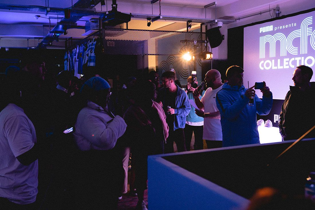 Puma X Size X Manchester City Fc Event Launch1