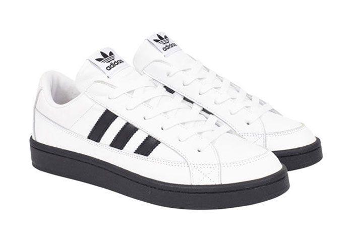 Adidas Palace Campton White Front Side