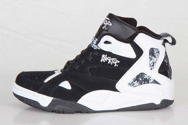 Arbitraje Del Sur Crónica  Reebok Blacktop Boulevard (Black/White) - Sneaker Freaker