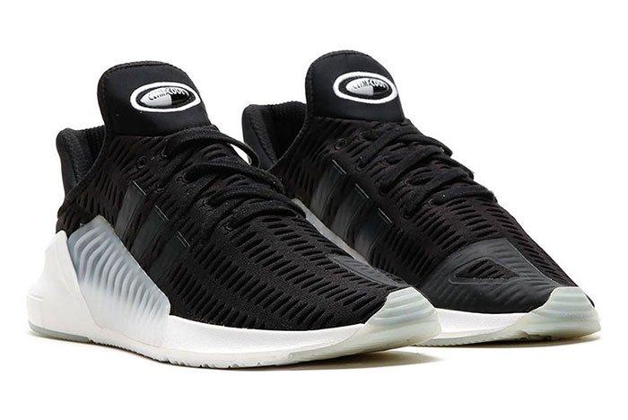 Adidas Climacool 02 17 Black White 6