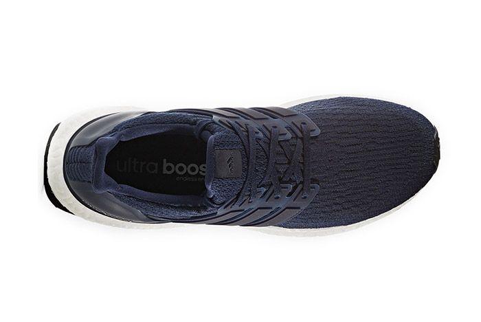 Adidas Ultra Boost Primeknit Translucent Cage Navy 1