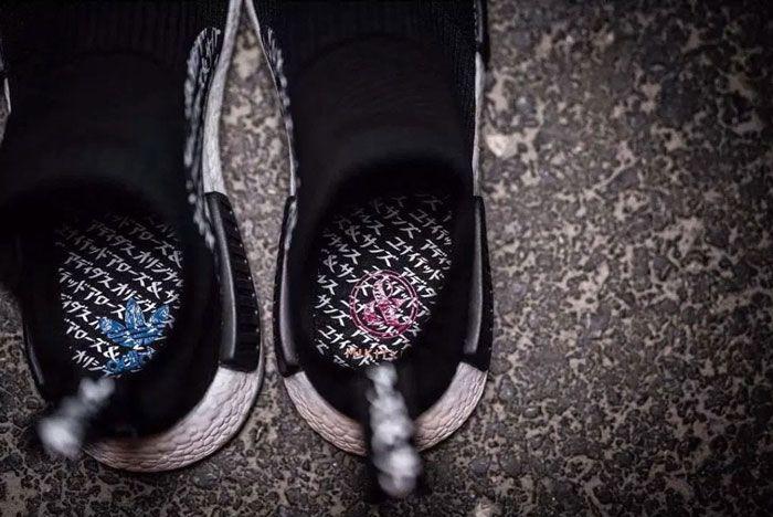 Mikitype X Adidas Nmd City Sock 1