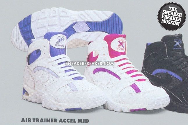 Nike Air Trainer Accel Mid 93 1