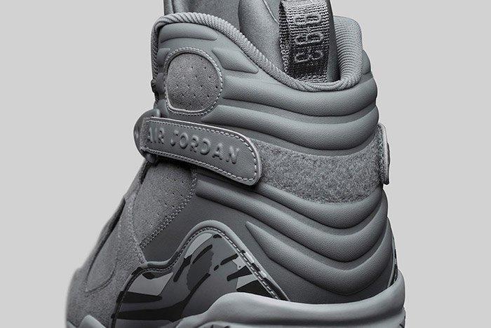 Air Jordan 8 Cool Grey 7