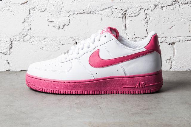 Nike Air Force 1 White Vivid Pink 1