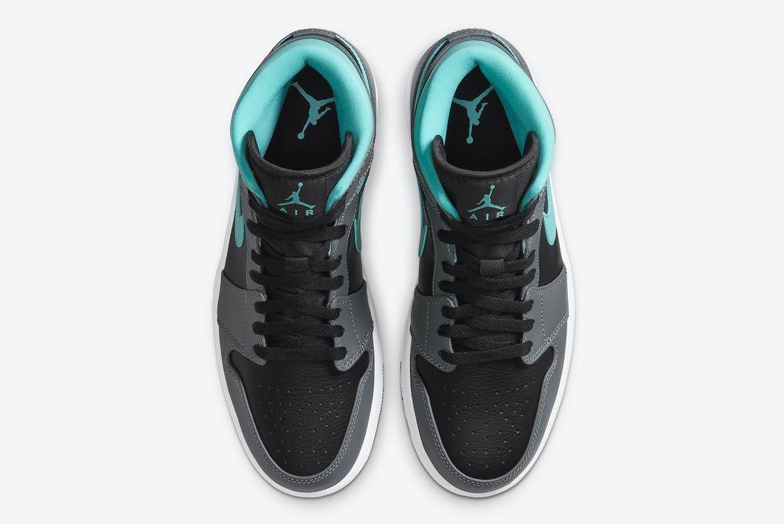 Air Jordan 1 Mid 'Aqua'