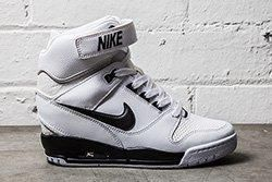 Nike Air Revolution Sky Hi Black White Thumb