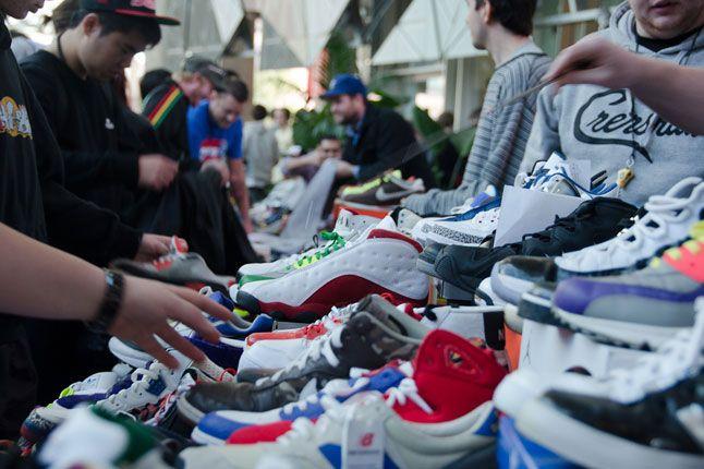 Sneaker Freaker Swap Meet Pics 17 1