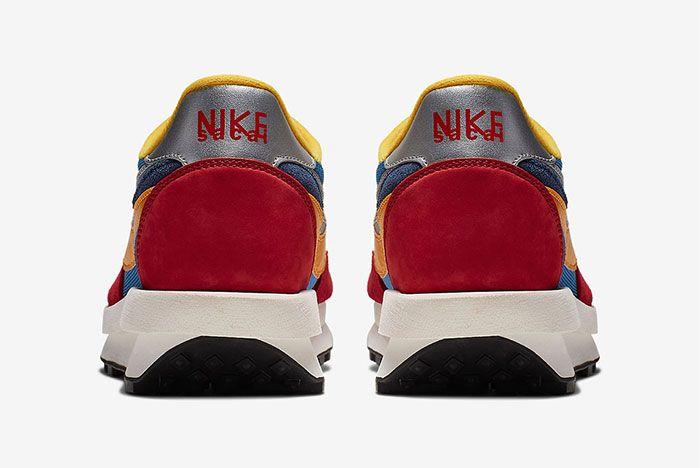 Sacai Nike Blazer Wafle Hel Shot 2