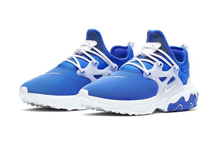 Nike Presto React Hyper Royal Av2605 401 Release Date Pair