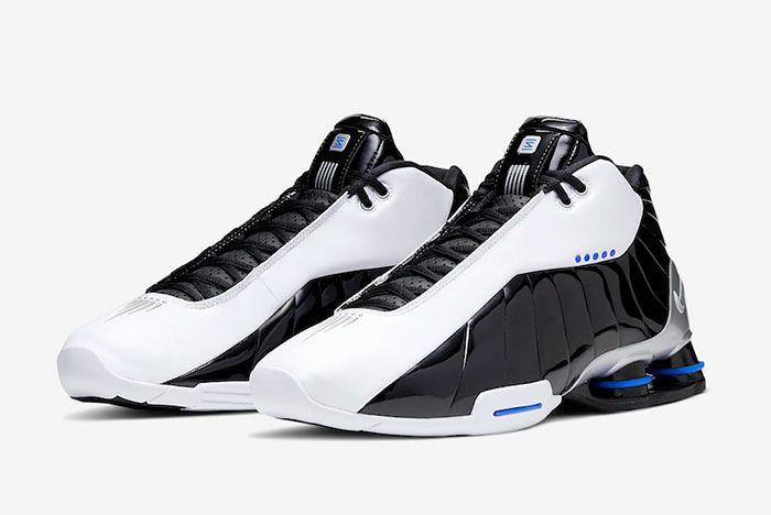 Nike Shox Bb4 At7843 102 Front Angle