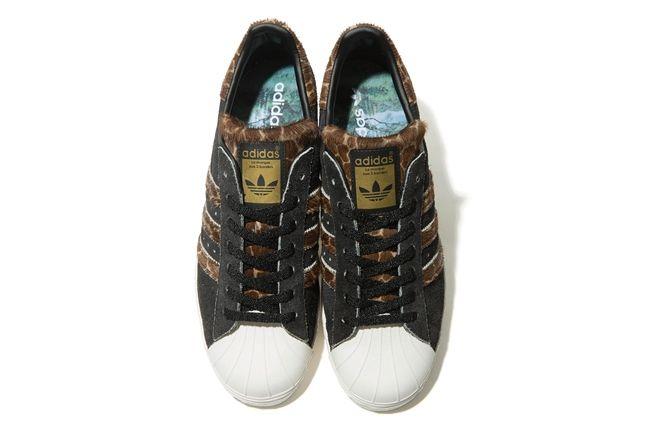 Xlarge X Adidas Originals Superstar 80S Top 1