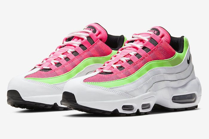 Nike Air Max 95 Watermelon Toe