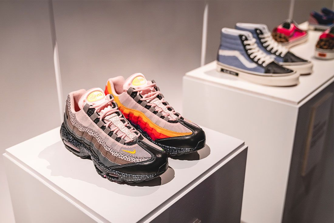 Size Uk 20Th Anniversary Preview Showcase London Air Max 95 Collaboration Reveal 22