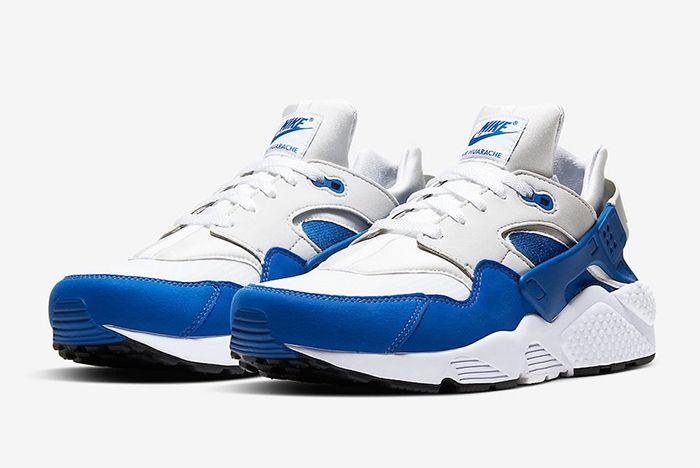 Nike Dna Series 87 X 91 Air Huarache Sport Royal Quarter