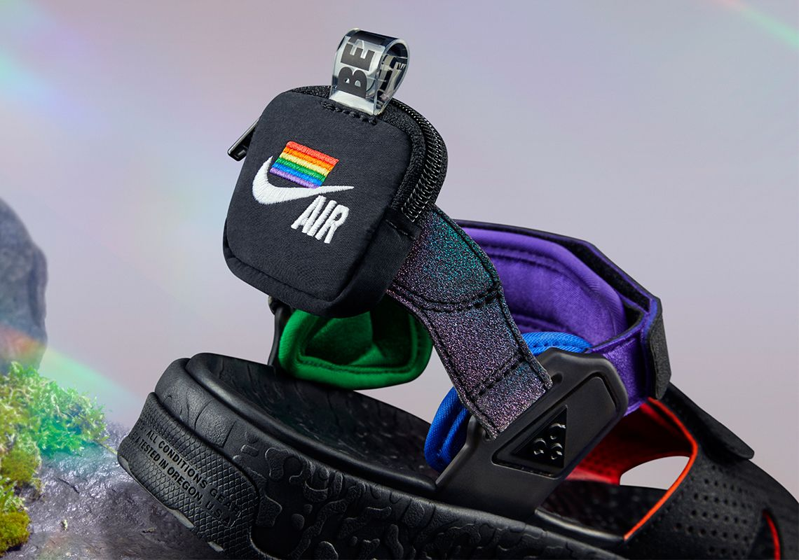 Nike BeTrue ACG Deschutz Heel