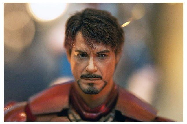 Hot Toys Iron Man 2 3 1