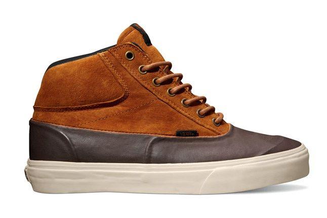 Vans Switchback Outdoor Brown Dark Brown Classics Holiday 2012 1