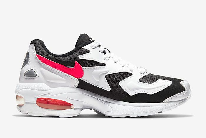 Nike Air Max2 Light Pink Right