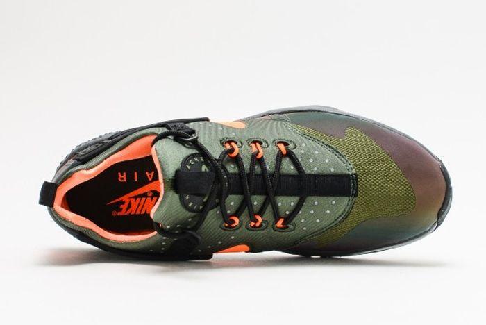 Nike Huarache Utility Carbon Green Bumper 2