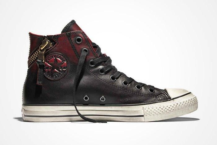 John Varvatos X Converse Punk Collectionfeature