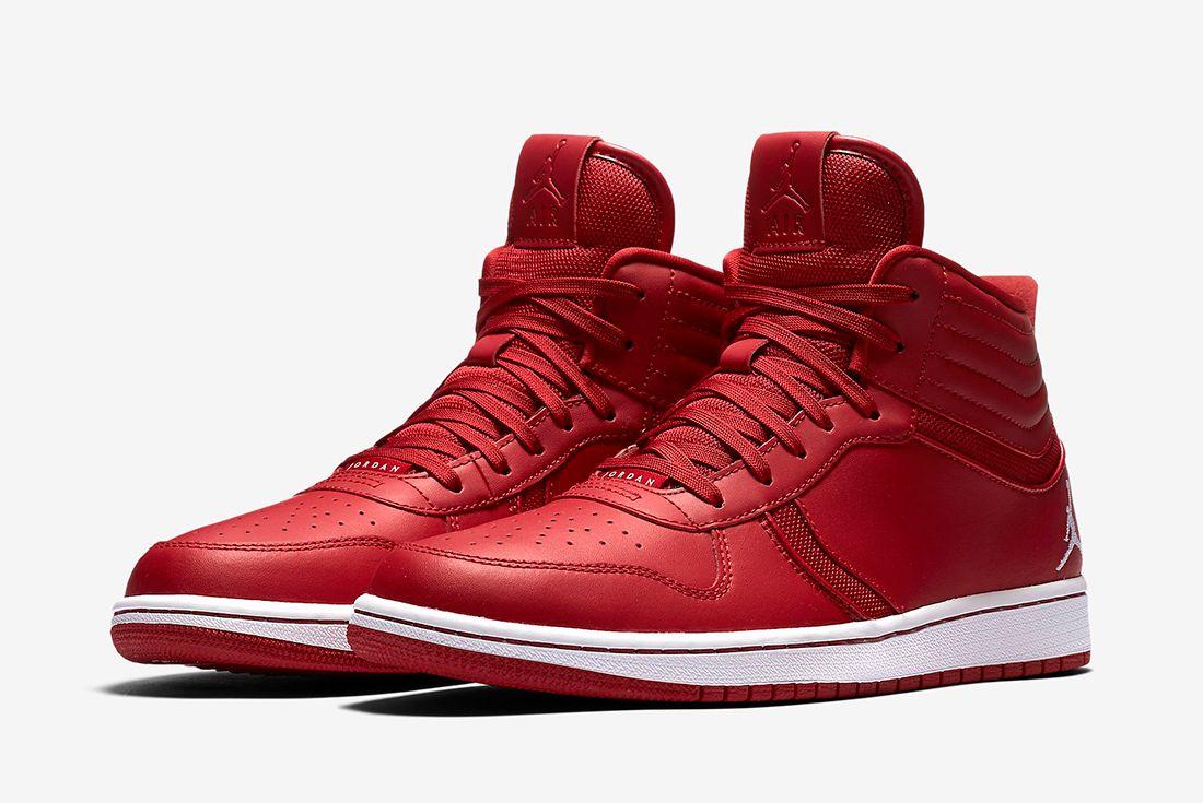 Jordan Heritage Gym Red4