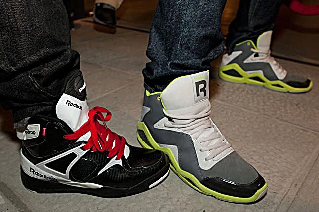 Espionage Reebok Twilight Zone Pump Launch 13 1