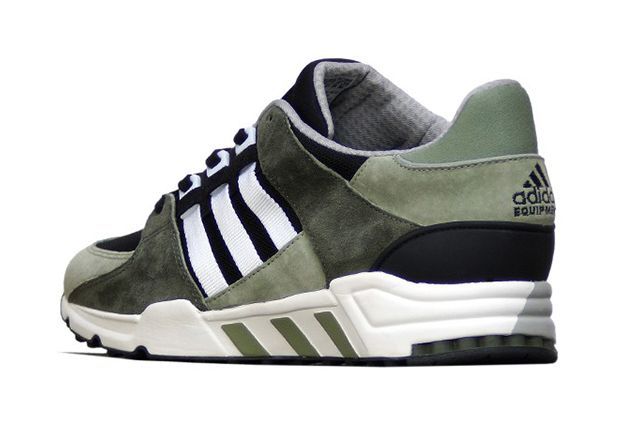 Adidas Originals Eqt Support Premium Suede Pack