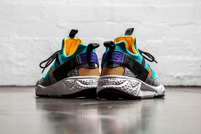 Nike Huarache Utility Prm Safari Emerald 2