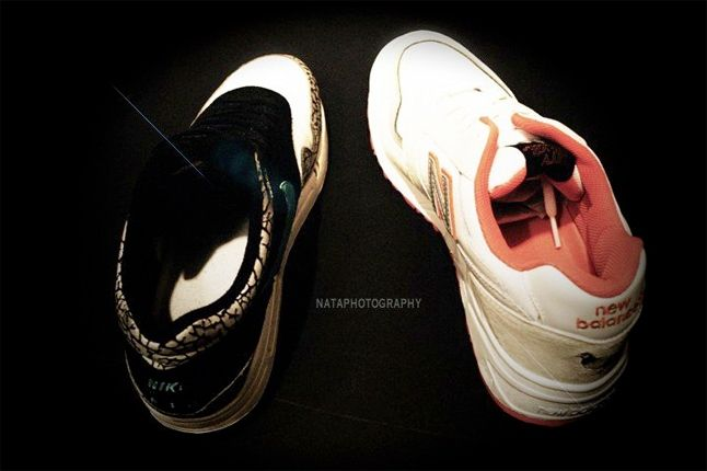 Nike Air Max 87 New Balance Pigeon 1 1